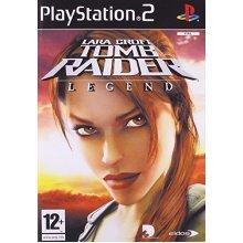 Lara Croft Tomb Raider: Legend (PS2) - Used