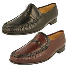 Mens Barker Slip On Shoes Jefferson - G Fit