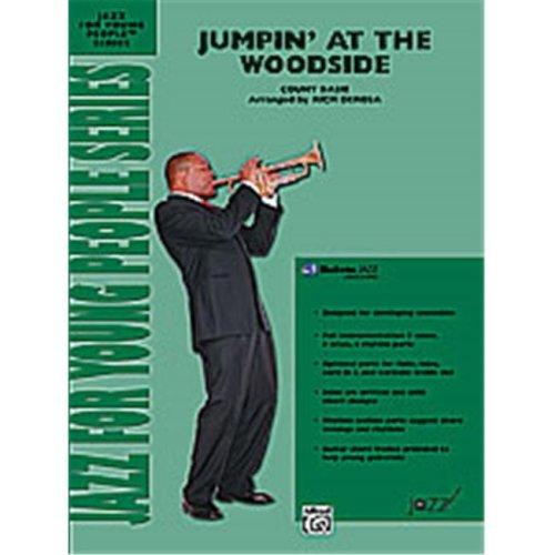Alfred 00-26897 JUMPIN AT THE WOODSIDE-JJP