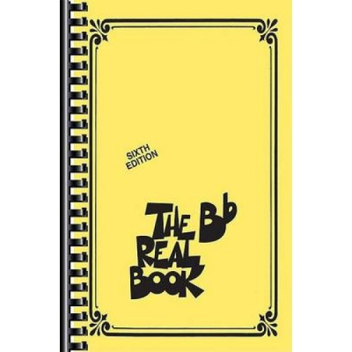 The Real Book  Volume I Sixth Edition B Flat Instruments Mini Edition by Hal Leonard Corp
