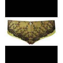 Masquerade Lula Mae Brief Women's Shorts Olive 16