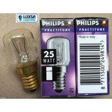 PHILIPS 25W SES E14 SMALL SCREW FRIDGE LAMP 249814