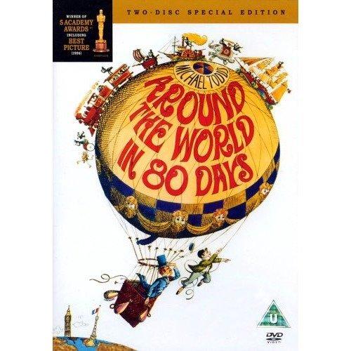 Around The World In 80 Days DVD [2004]