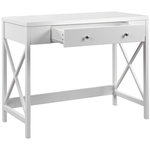 Console Table with Large Drawer
