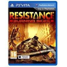 Resistance: Burning Skies (PlayStation Vita) - Used