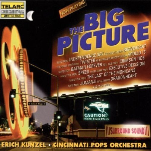 Alo Schifrin - the Big Picture [CD]