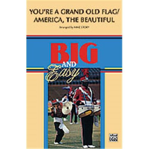 Alfred 00-29515 YOURE A GRAND OLD FLAG-AMERICA-B&E