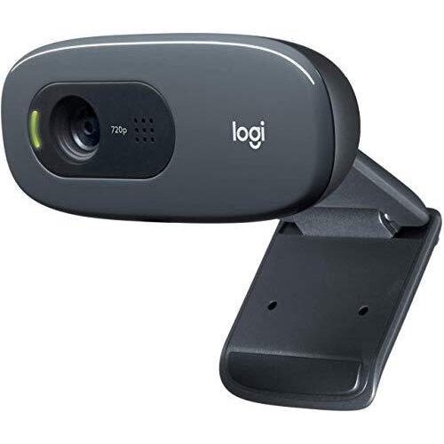 Logitech C270i HD Webcam - Plug & Play
