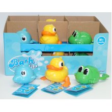 Keenway Wind Up Flippers Bath Toy Assortment