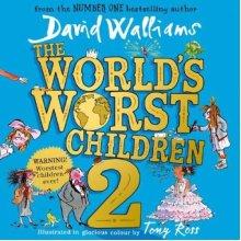 The World's Worst Children 2 By David Walliams   Children's Book