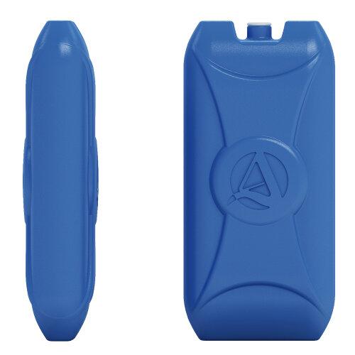 (2 Ice Packs) 24 Litre Rattan Design Cooler Box Ice Pack Option