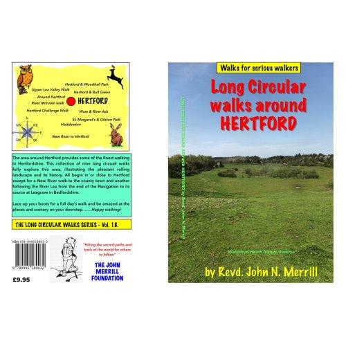 LONG CIRCULAR WALKS AROUND HERTFORD