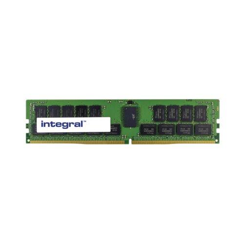 Integral 32GB Server RAM Module DDR4 2133MHZ REGISTERED ECC DUAL RANK X4 DIMM EQV. TO H7B65A FOR HP/COMPAQ memory module 1 x 32 GB