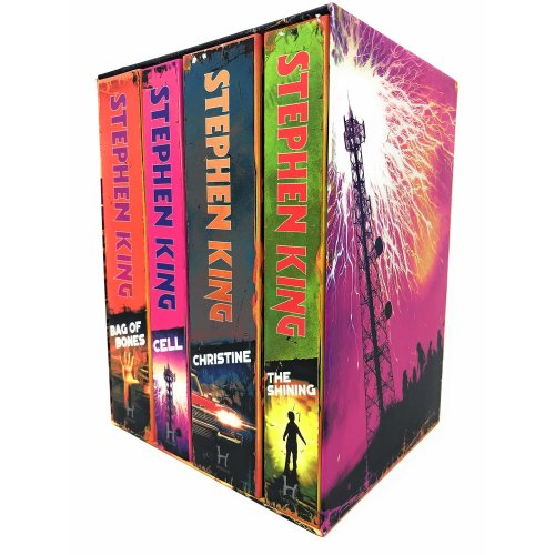 Stephen King Classic Collection 4 Books Set