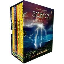 Usborne Beginners Science 10 Books Collection Box Set