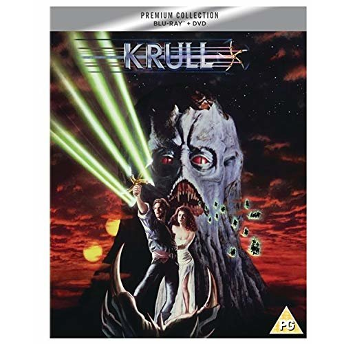 Krull - The Premium Collection (Collectible Slipcase, Artcards and Poster) [Blu-ray + DVD]