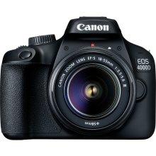 Canon EOS 4000D DSLR Camera & EF-S 18-55MM Lens