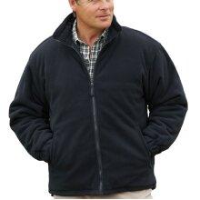 Champion Mens Glen Country Estate Quilt Lined Fleece Coat