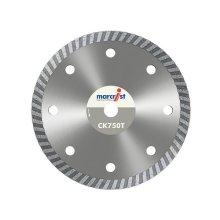 Marcrist 1831.1180.25 CK750 Turbo Rim Diamond Blade Fast Cut 180mm x 22.2mm