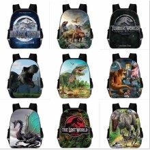 Jurassic World School Bag Boys Backpack Travel