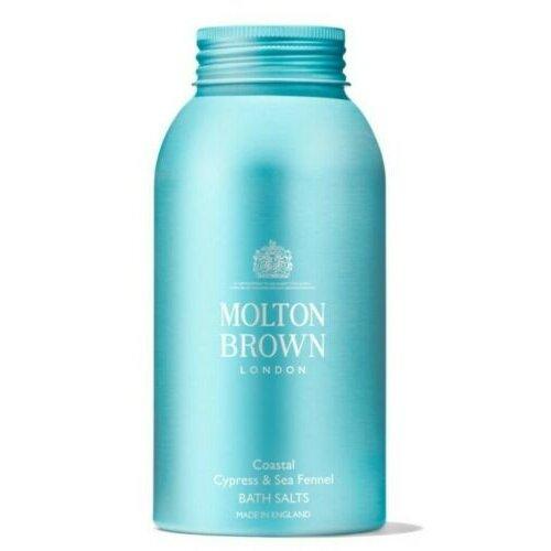 Molton Brown Coastal Cypress & Sea Fennel Bath Salt 300g