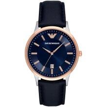 Emporio Armani Renato AR2506 Men's Wristwatch, New with Tags 2 Years Warranty