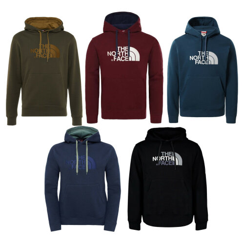 The North Face Sweatshirt Pullover Hoodies for Men