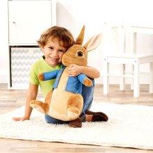 My First Giant Peter Rabbit Movie Plush
