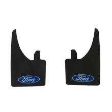 2pc Universal Ford Mudflaps | Universal Rubber Mudflaps