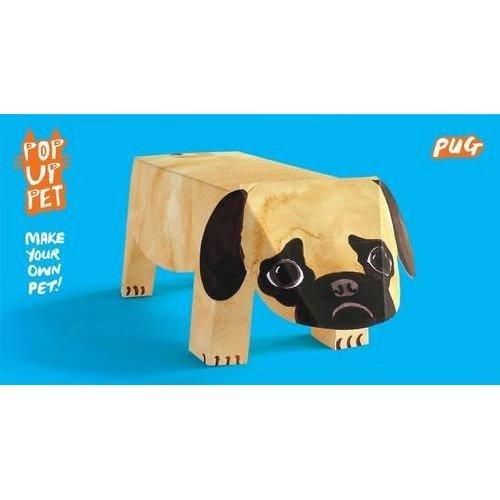 Pop Up Pet Pug