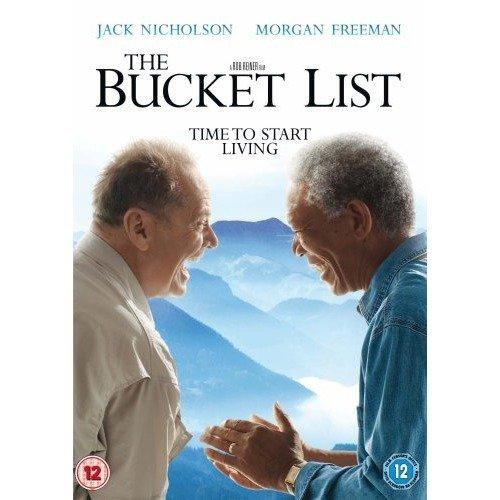 Bucket List DVD [2008]