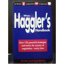 The Haggler`s Handbook - Used