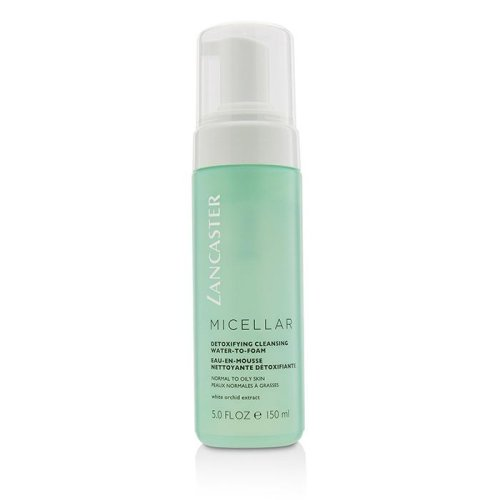 Micellar Detoxifying Cleansing Water-to-foam - Normal To Oily Skin Including Sensitive Skin - 150ml/5oz