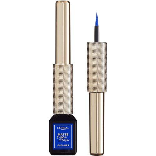 L'Oreal Paris Matte Signature Liquid Eyeliner 02 Blue