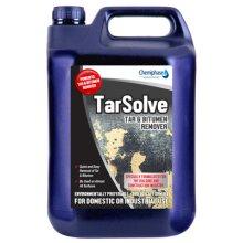 Tarsolve - Bitumen Cleaner | Tar Remover 1 x 5 Litres | Chemiphase Ltd