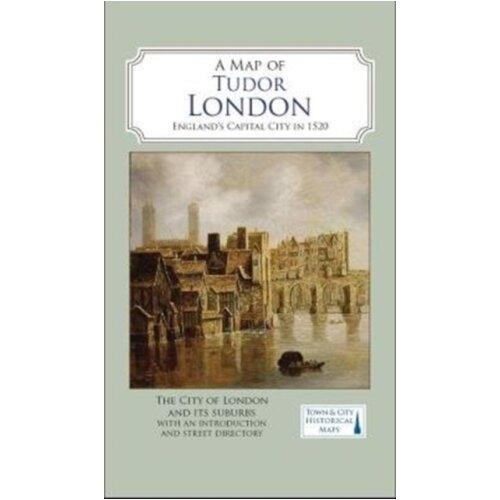 Map of Tudor London
