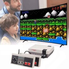 Built-In 620 Game, Retro Video Console for Family