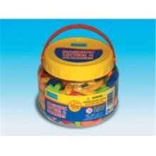 Megcos 1224 Magnetic Letters and Numbers