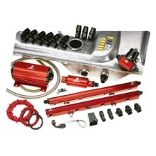 Aeromotive 17192 Fuel System with Phantom Fuel Pump Wiring Kit