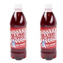 Slush Puppie Red Cherry Syrup x 2