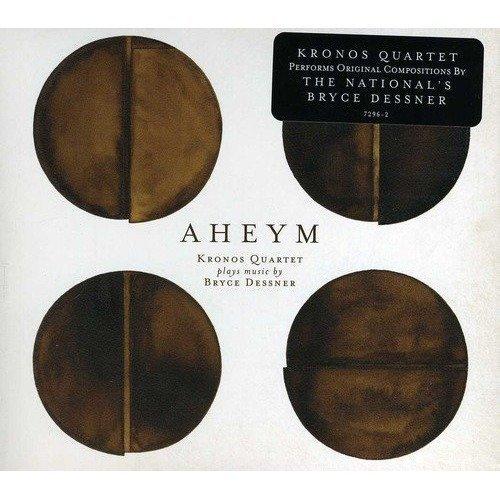 Kronos Quartet - Aheym [CD]