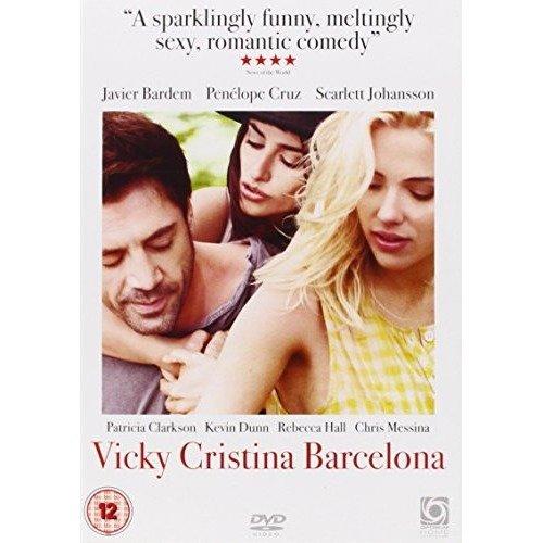 Vicky Cristina Barcelona DVD [2009]