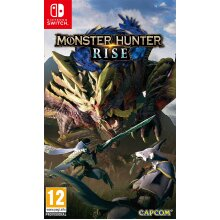 Monster Hunter Rise Nintendo Switch Game - Used