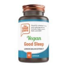 Vegan Good Sleep Supplements, No Added Sugar, Gluten-free, NON-GMO