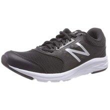 New Balance Women's 520 Running Shoes, Black (Black/White), 7.5 UK 41 EU