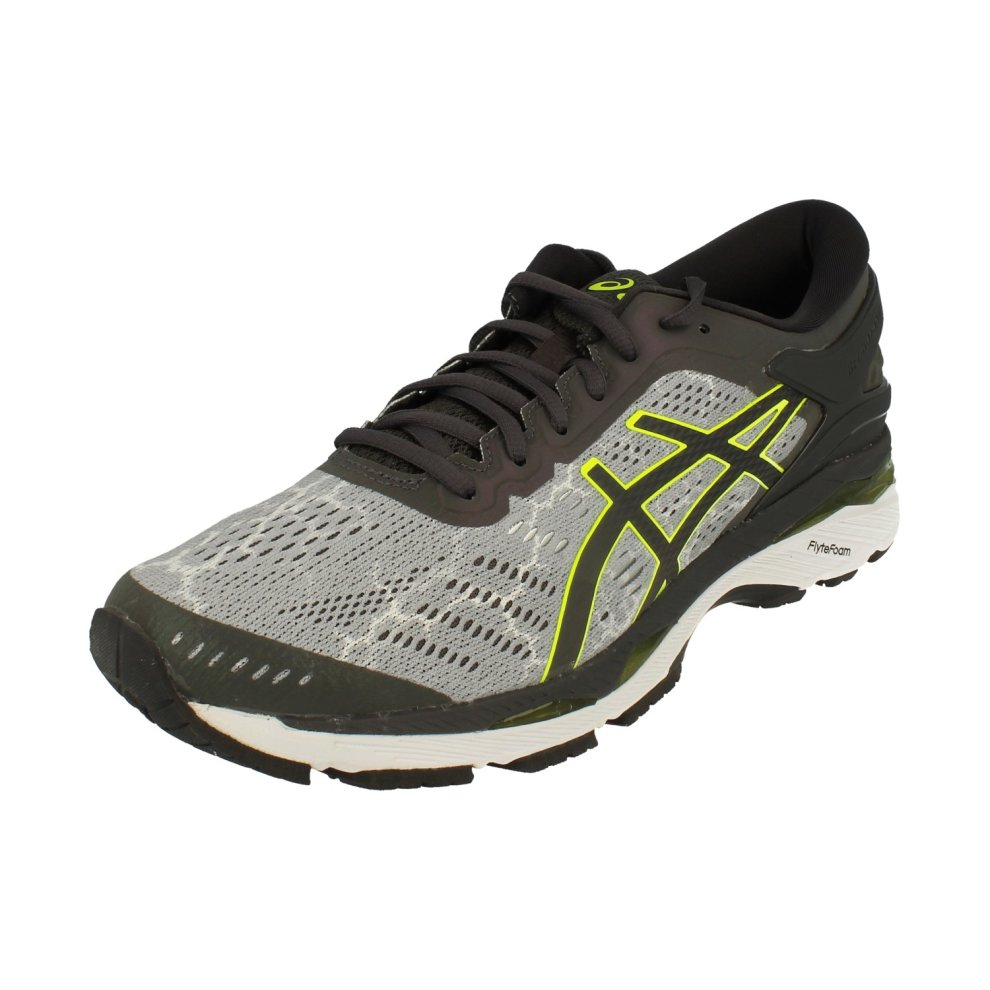 (9.5) Asics Gel-Kayano 24 Lite Show Mens Running Trainers T8A4N Sneakers Shoes