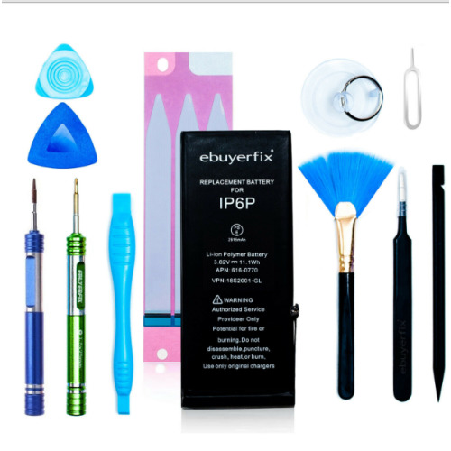 ebuyerfix® Genuine Battery Replacement for iPhone 6 Plus 2915mAh