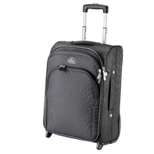 "15.6"" Falcon Wheeled Laptop Cabin Case - FI1004T Black"