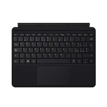 LIKE-NEW Microsoft Surface Go Type Cover Keyboard,Black,English/Italian