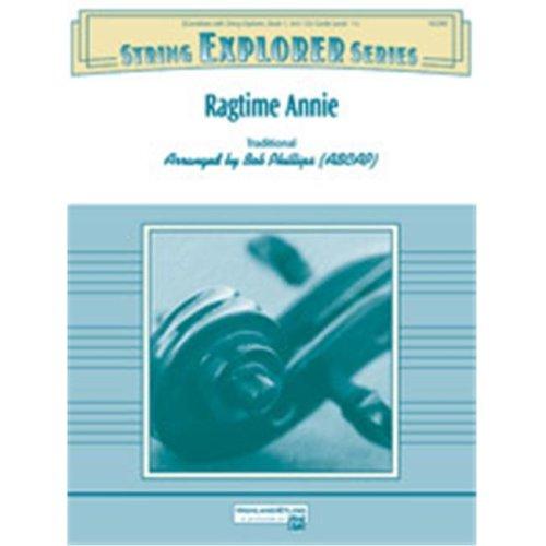 Alfred 00-38472 RAGTIME ANNIE-HSE